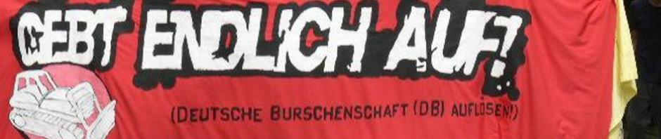 Gegen Burschis
